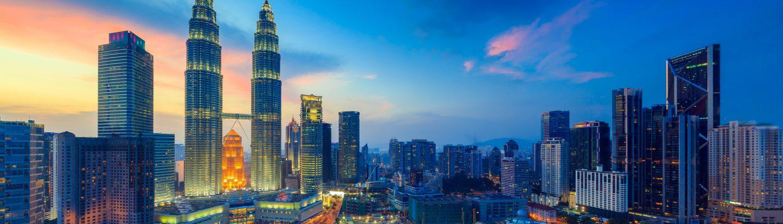 Coatings in Malaysia - Skyline Kuala Lumpur