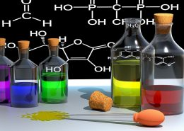 chemical resistant paint in school laboratory