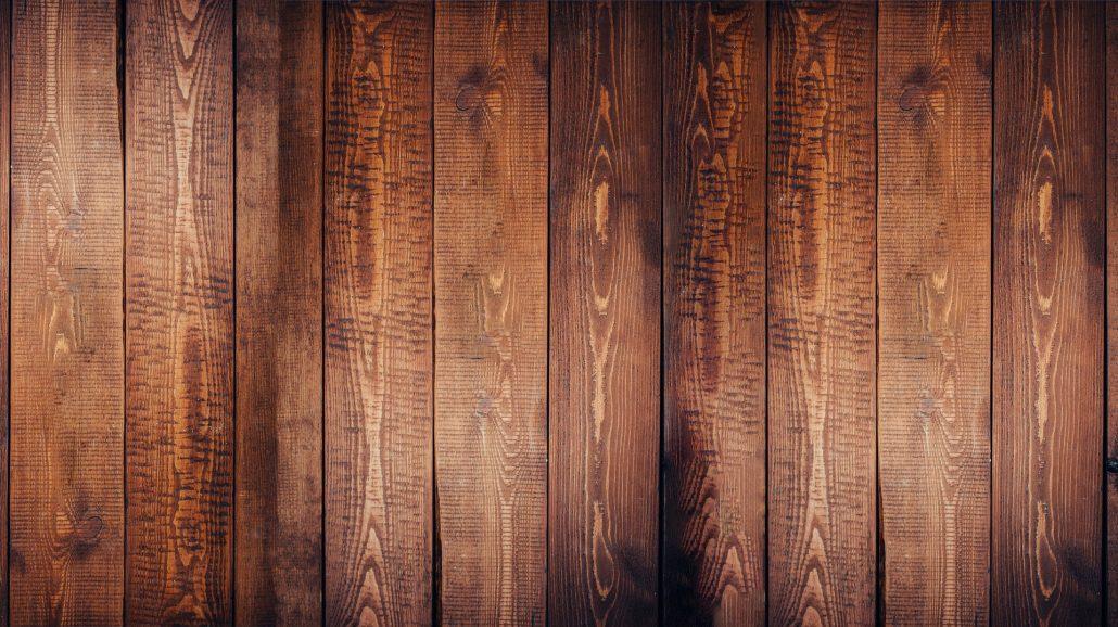 translucent wood coating varnish on a wooden floor