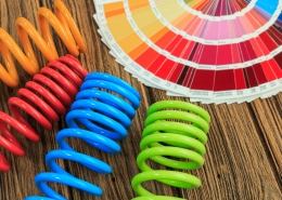 alternatives to choose from if you buy powder coating