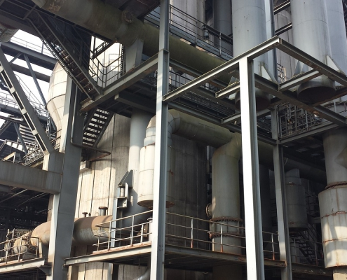 Corrosion under insulation coatings protect against CUI
